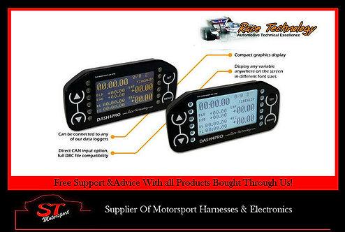 Race Technology Dash 4 Pro Dashboard - Motorsport/Rally/Race
