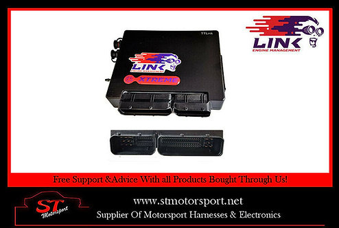 Link ECU G4+ TT Link Audi PlugIn VWAG PQ34 1.8 Ltr Turbo E-Throttle - Motorsport