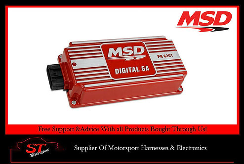 MSD 6201 MSD Digital High Performance Ignition Control 6a