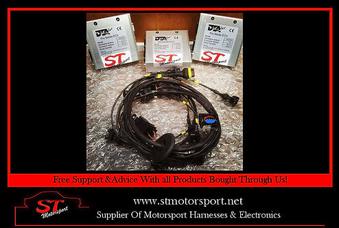DTA S60 Engine Harness To Suit A Ford ST170 Engine