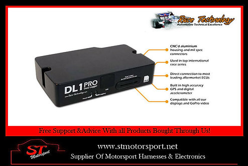 Race Technology DL1 Pro Data Logger - Motorsport/Rally/Race