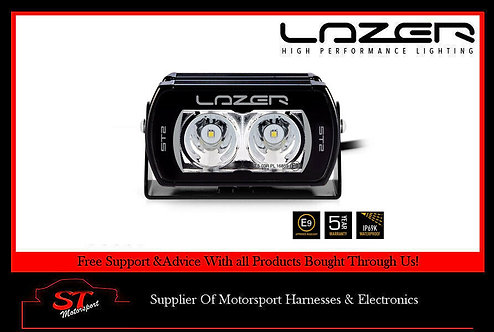 Lazer Lamps ST-2 Evolution LED Rally/Off Road Lights