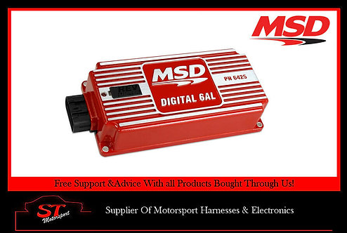 MSD 6425 Digital 6AL Ignition Control