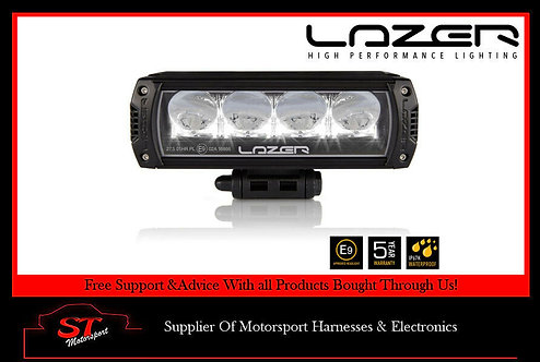 Lazer Lamp Triple-R 750 With Position Light Rally/Motorsport (Black/Titanium)