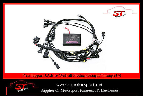 Link ECU Monsoon Engine Harness to Suit A Mazda 323 GTX Turbo