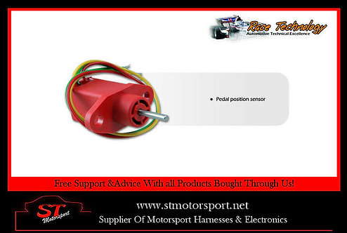 Race Technology Pedal Position Sensor - Motorsport/Rally/Race