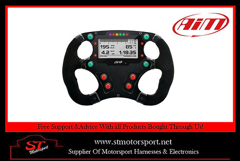 AIM Formula Car Steering Wheel 3 Dash Display Without Paddle Shift