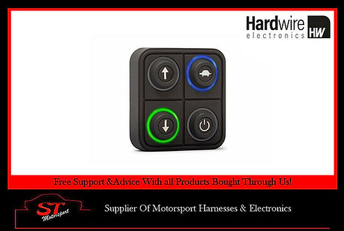 Hardwire Electronics 4-Key CAN-bus Keypad