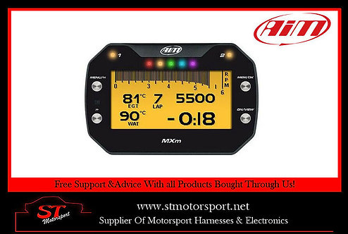 Aim MXM Compact Dash Data Logger - Motorsport/Rally/Race