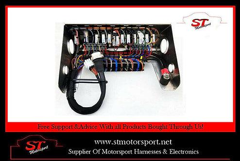 Escort MK 2 Custom Switch/Fuse/Relay Centre Console (Pre-Wired)