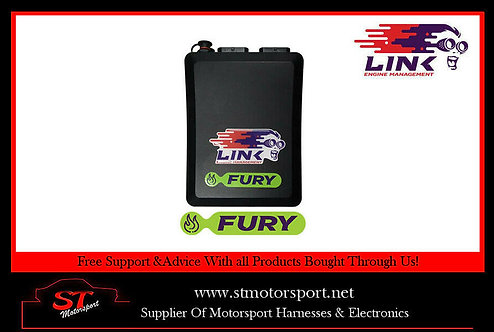 Link ECU G4+Fury WireIn - USB Tuning Cable +Mounting Bracket - Motorsport/Race