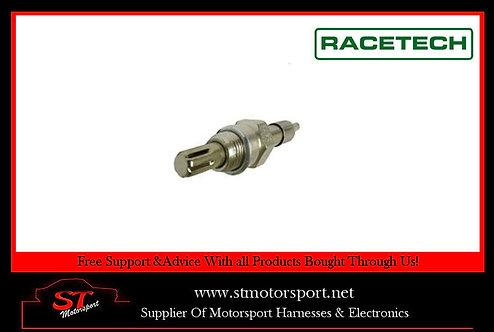 Racetech Air Fuel Ratio Meter Lambda Sensor 3 Wire Cold Start Reading