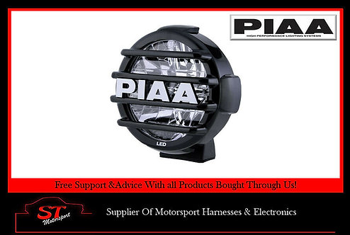 PIAA LP570 Series Drive Lamp Kit With Grill Guard 18W