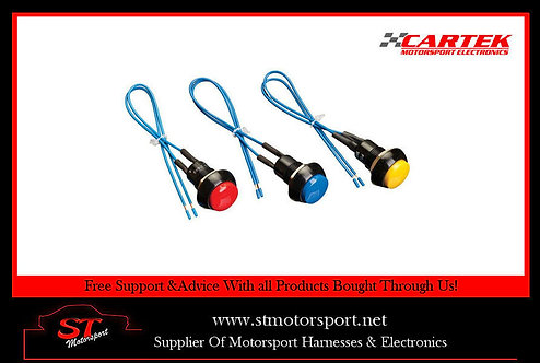 Cartek External Kill Buttons Battery Isolator/Switch/Rally/Race/Motorsport