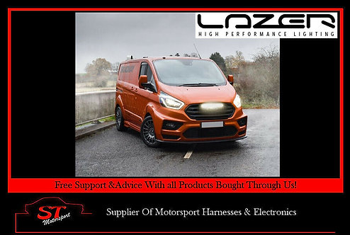 Lazer Lights Ford Transit Custom MS-RT 2018+ Kit Linear-18 Elite