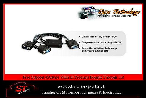 Race Technology Aftermarket ECU Interface(Pre-Programed) - Motorsport/Rally/Race