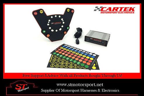 Cartek Wireless steering wheel Control Standard Control System Rally/Race