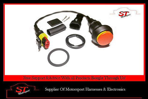 Latching Push Button/ External Kill Switch Motorsport
