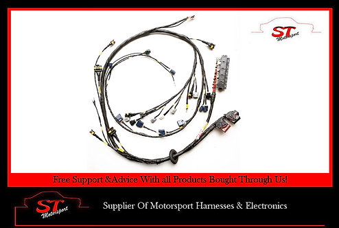 EFI Euro 4 ECU Engine Harness To Suit A Honda K20 Engine