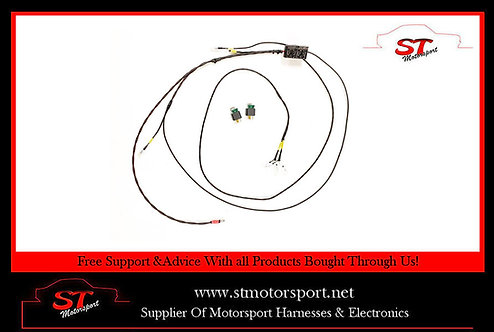 Auxiliary Front Heated Windscreen Harness