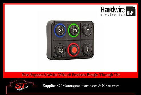 Hardwire Electronics 6-Key CAN-bus Keypad
