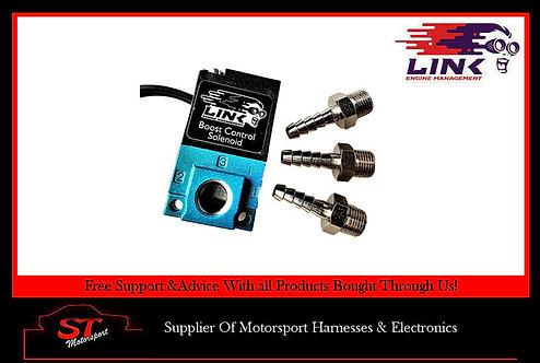 Link ECU G4+ 3 Three Port Boost Control Solenoid 1/8NPT 3 Port