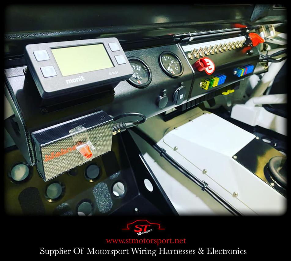 MK2 Escort Full Chassis Harness & Install  .jpg