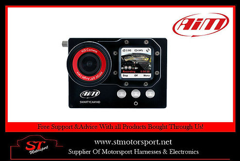 AIM SmartyCam HD Rev2 67 Degree Onboard Racing Drift Camera