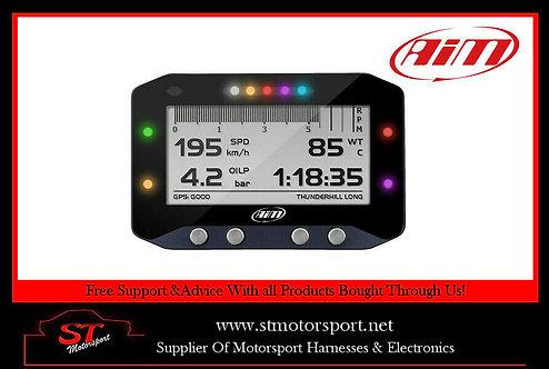 Aim Motorsport GS- Dash Car Racing Dash Display - Kit Racing Lap Timer