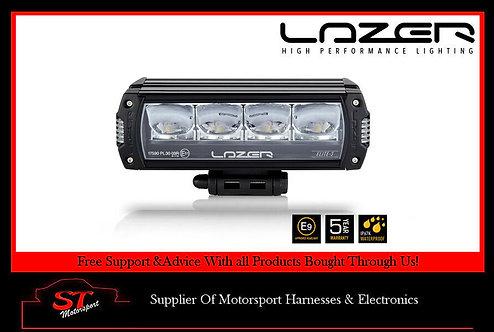 Lazer Lamps Triple-R 750 Elite-3 LED Ultra Long Range Spot Lamp (Black/Titanium)
