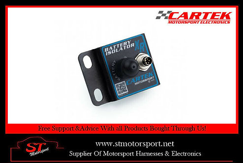 Cartek XR Solid State Battery Isolator (Unit Only) Motorsport/Rally/Race
