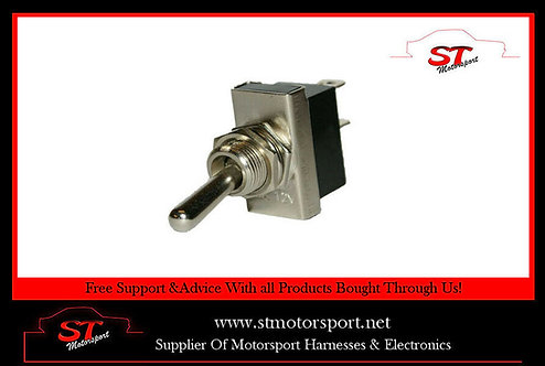 On/Off Toggle Switch SP, fuel pump,fan,ignition,classic cars
