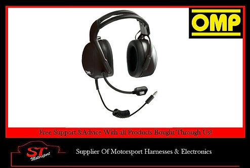 JA/844 OMP Intercom Headset Headphones For OMP JA/856E