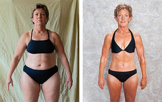 Laurie, 56, lost 51lbs
