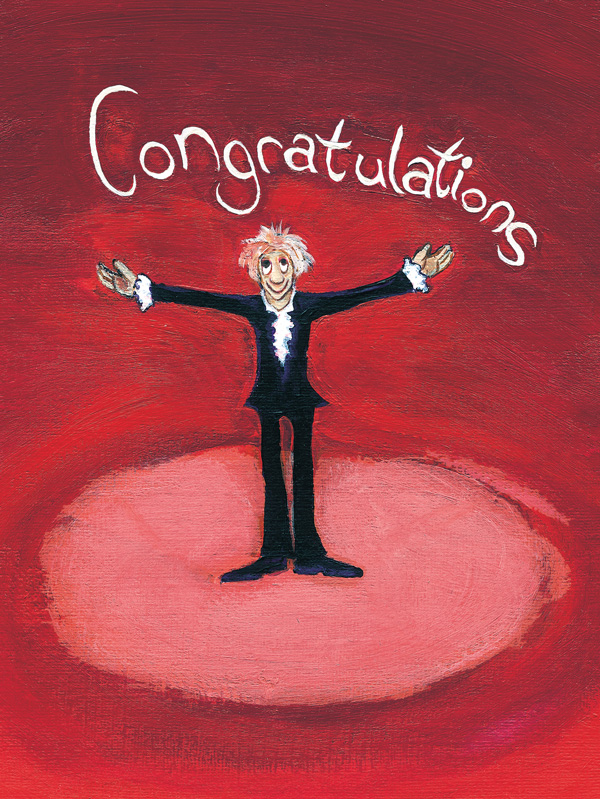 JW009 Congratulations