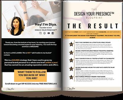 Diya Asrani helps entrepreneurs build their brand through a signature 6 step strategy