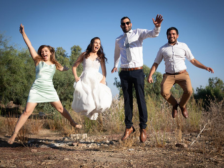 חתונות בימי קורונה