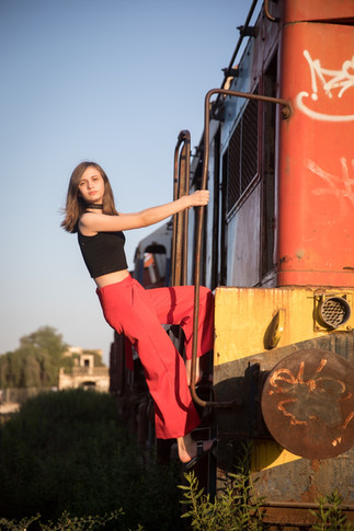 יוליה פוטוארט - צילום בוק בת מצווה - בוק