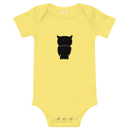 Baby One Piece Yellow