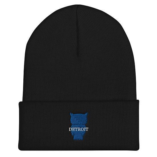 Detroit Limited Edition Beanie (B)