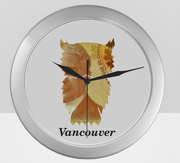 Vancouver Clock