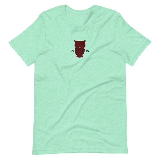 Inspiration Embroidered T (MINT)