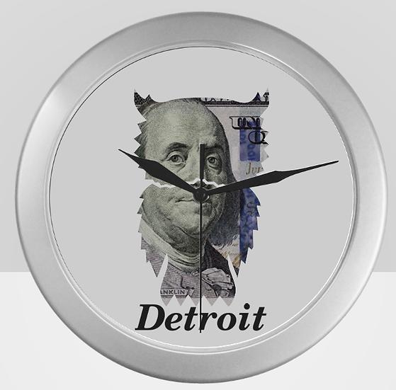 Detroit Clock