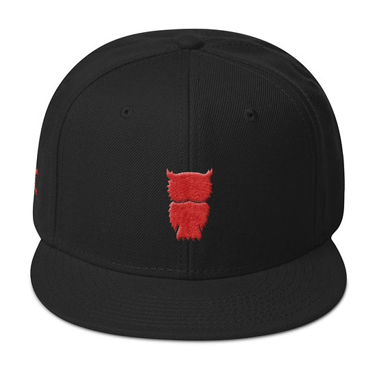 Red Owl Snapback