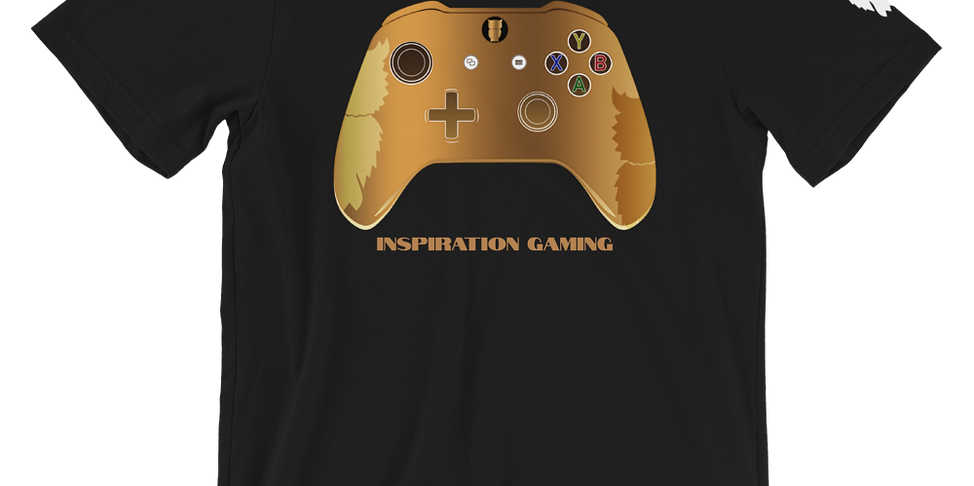 Inspiration Gaming Xbox T-shirt