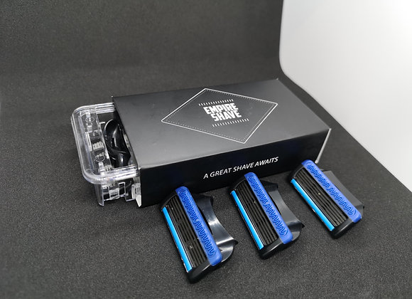 Empire Shave™ 5-Blade Razor Refill