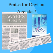 Chicago Lawyer Gives Deviant Agendas A Great Review