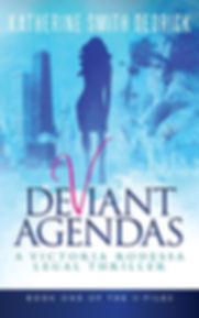 Katherine Smith Dedrick, legal thriller novel, finanical crime author