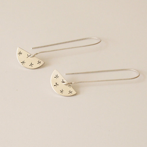 Twilight Earrings - Clustdlysau Nos