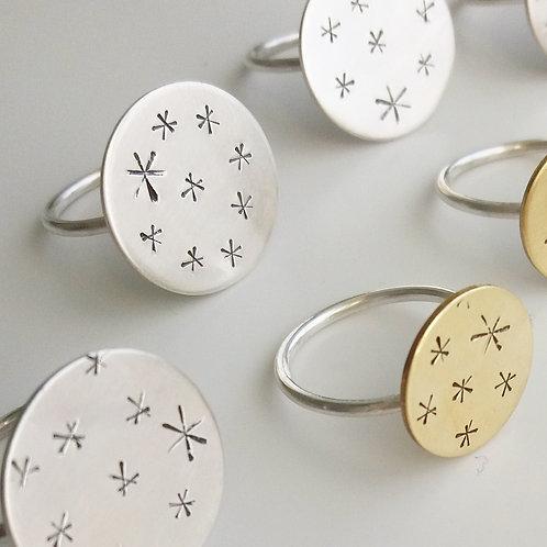 Stars Ring - Modrwy Sêr